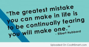 Quotes About Regrets In Relationships Mistake quotes and sayings -