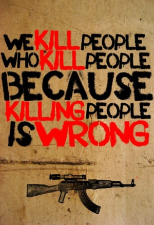 killing is wrong