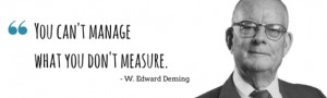 Dr. W. Edwards Deming