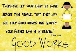 GOOD WORKS DOWNLOAD