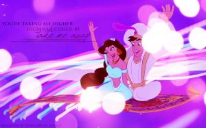 Disney Princess Aladdin & Jasmine ~ ♥
