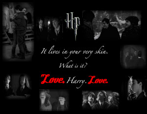 quotes about love in harry potter and the deathly hallows let the