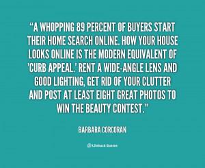 Barbara Corcoran Quotes