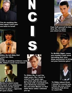 NCIS - Gibbs, Ziva, Abby, DiNozzo, McGee, Ducky and Jennie....best ...