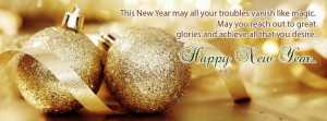 New Year 2014 Quotes Facebook Covers
