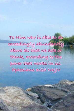 Bible Verses