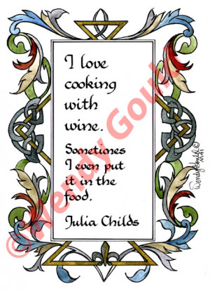 cooking with wine funny quote gagthat 3 cooking with wine