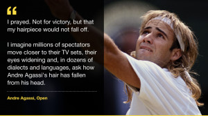 Sport autobiographies - best quotes