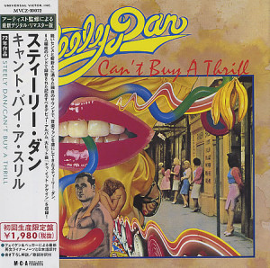 Steely Dan Can't Buy A Thrill JAP CD ALBUM MVCZ-10072