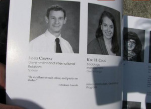 High School Senior Yearbook Quote Goes Viral, Inspires Us All