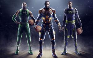 ... Basketball Unveils LeBron, Kobe, Durant Superhero Elite Series 2.0 (1