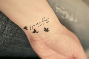 If you are a Bird,I am a Bird – Being Yourself Quote