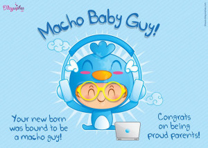 Congrats Message on Birth of Baby Boy, New Born Congratulations, New ...