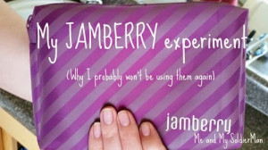 My Jamberry Experiment (why I probably won't be using them again)