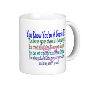 Funny Nurse Sayings Coffee Mug