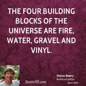 Dave Barry Funny Quotes