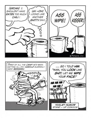 DRAWING MY LIFE:TOILET PAPER HUMOR
