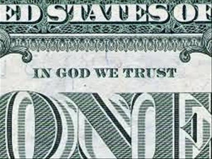 In God we trust? Does our budget betray our beliefs?