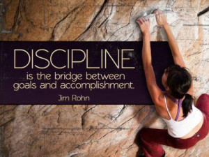 Self-Discipline: The Link Between Goals And Accomplishment