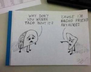 Taco humor yolandastacos.com