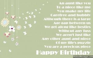 ... birthday message happy birthday happy birthday aunt happy birthday