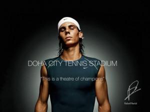 Rafael Nadal Tennis Quotes Rafael nadal