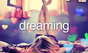 dream, dreamer, heart, quote