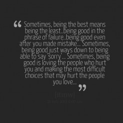 quotes about being sorry for hurting you