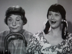 Lucy And Ethel Lucy & ethel lucy ended up