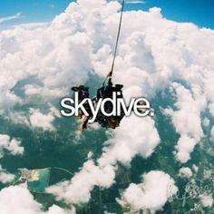 skydive more bucketlist skydiving birthday presents cant wait numbers ...