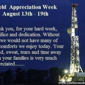 Oilfield Appreciation Week