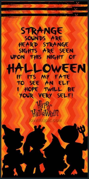 Cute Halloween 2014 Quotes Pinterest Pictures