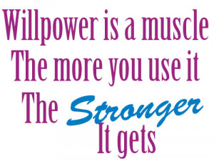 Weight Loss Determination Quotes I've found this quote that i'm