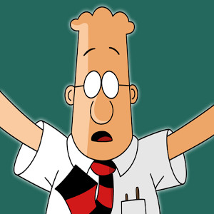 Dilbert Quotes by Stragure