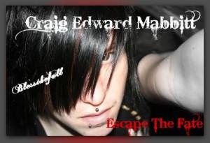 Craig Mabbitt Quotes