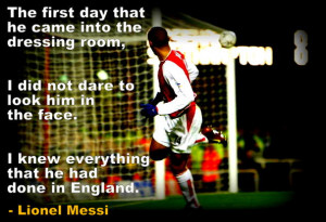 Thierry Henry Quote