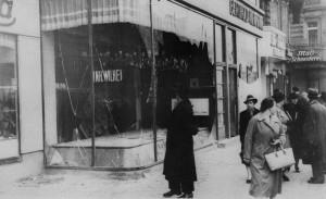 La Notte dei Cristalli, 75 anni fa