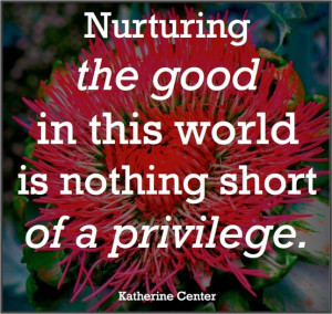 quote from katherine center s mom 2 0 video http www katherinecenter ...