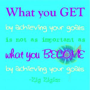 Motivational Quotes to Achieve Goals