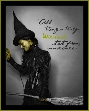 Wicked Witch of the West Quotes