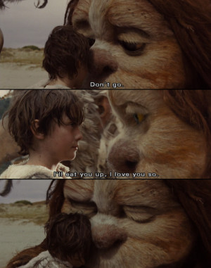 Where The Wild Things Are Quotes Movie