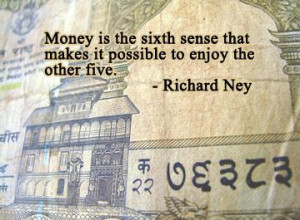 Money Quotes and Sayings