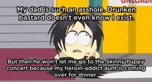 16 Times The South Park Goth Kids Saw Into Your Empty, Black Soul