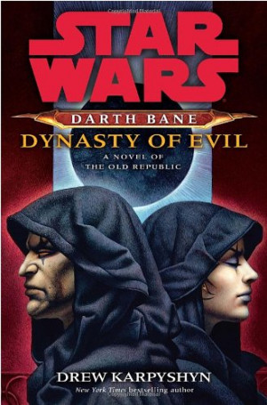 darth bane dynasty of evil detalle