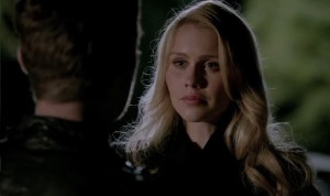Klaus sends Hope Mikaelson to live with her Aunt Rebekah - quotes from ...