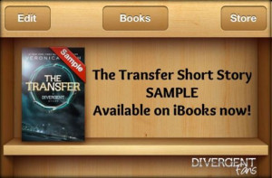 ... Free Sample of 'The Transfer' HERE! Sample available on iBooks now