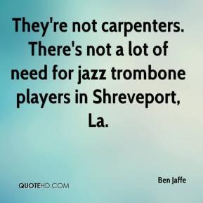 Carpenters Quotes
