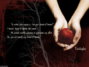 10 quotes from Twilight Saga