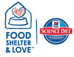 Food And Shelter Love Logo