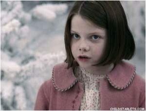 Georgie Henley Young